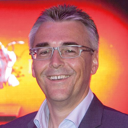 Karlz-Heinz Gerl, Head of IT/Process Organisation, Triumph International AG