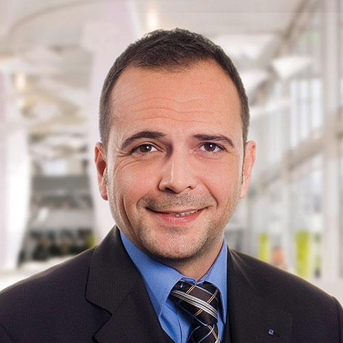 Klaus Martin Stegmann, Marketing Manager, Losberger GmbH