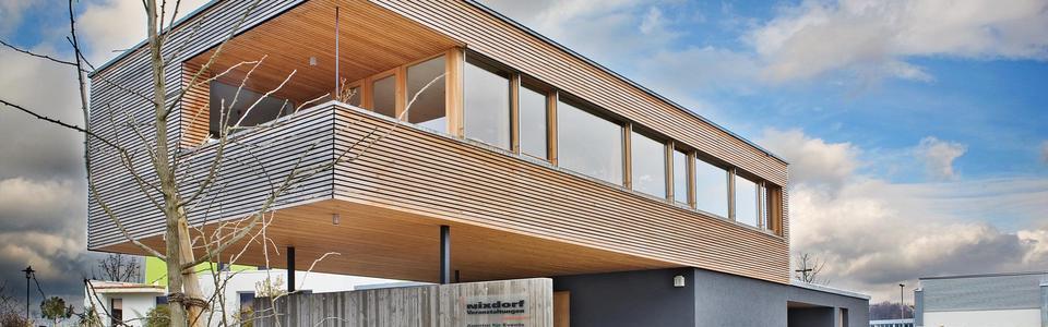 Nixdorf Events: Firmengebäude