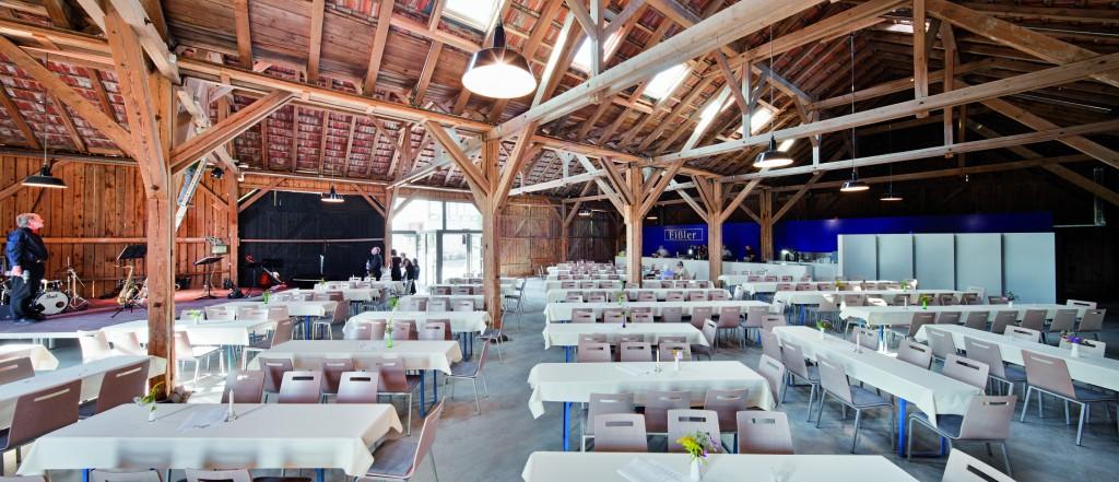 Innenansicht des Weingut Steinbachhof. Eine Location empfohlen von Nixdorf Events GmbH.