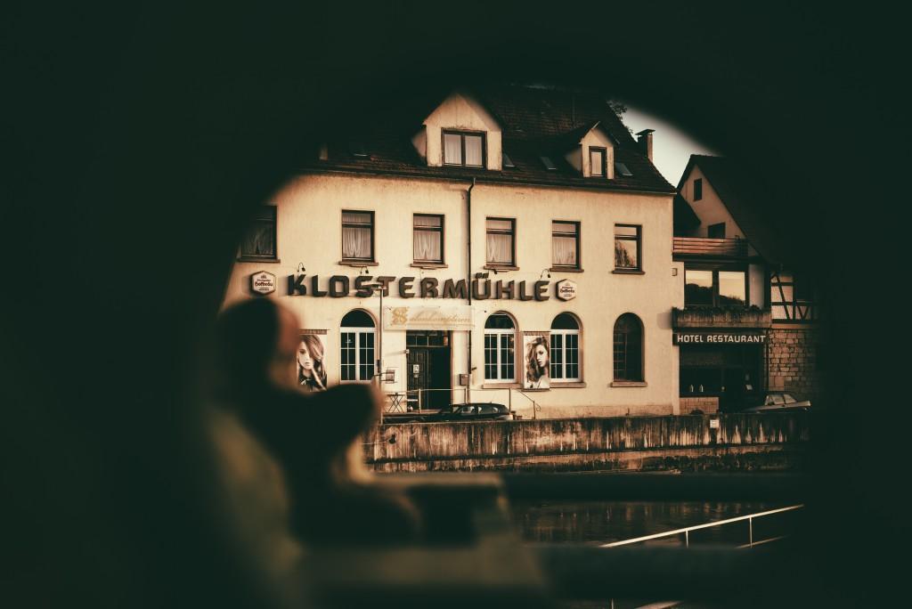 Außenansicht des Salons der Salonkomplizen Reutlingen, Als Event-Location, Tagungsraum und Kongressraum für Stuttgart und Reutlingen betreut durch die Nixdorf Events GmbH